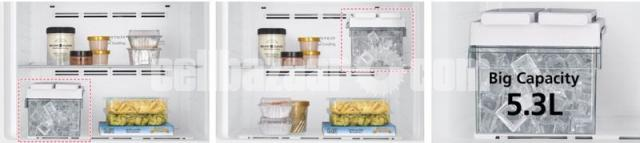 Hitachi Stylish Line Refrigerator I R-V420P8PB (BBK) - 3/5