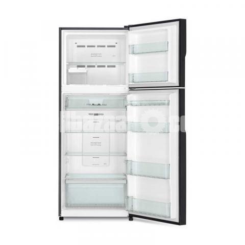Hitachi Stylish Line Refrigerator I R-V420P8PB (BBK) - 4/5