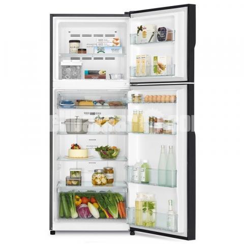 Hitachi Stylish Line Refrigerator I R-V420P8PB (BBK) - 5/5
