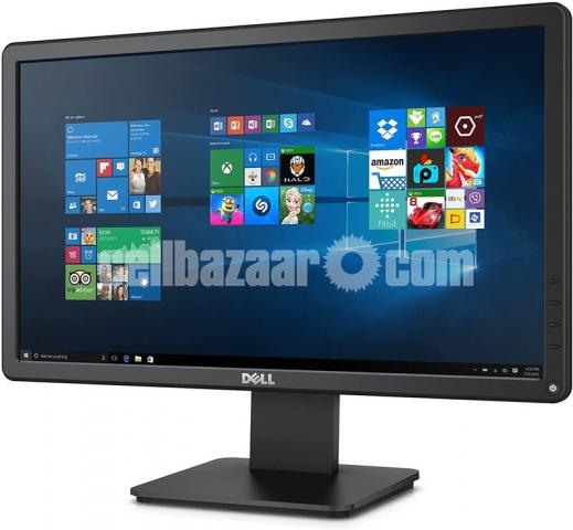 Brand Business Desktop PC & Dell E2015HV 20-Inch Screen LED-Lit Monitor for Sale - 5/8