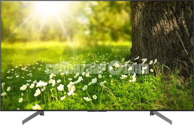 BRAND NEW 55 inch SONY BRAVIA X8500G 4K ANDROID TV - 1/3