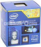 Intel I7 WITH z87 16gb ram
