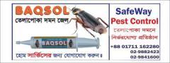 Baqsol Cockroach Killing Gel