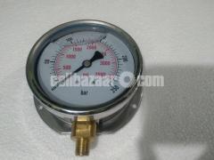 Pressure Gauge Meter