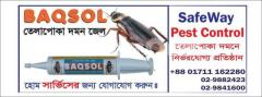 Baqsol Cockroach Killing Gel is Available in Stock