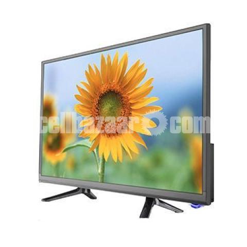 BRAND NEW 43 inch TRITON DOUBLE GLASS SMART TV - 1/3