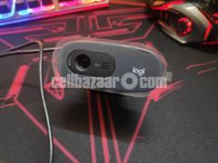 Webcam C270 3MP - Black