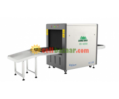 CS6550 x-ray baggage scanner