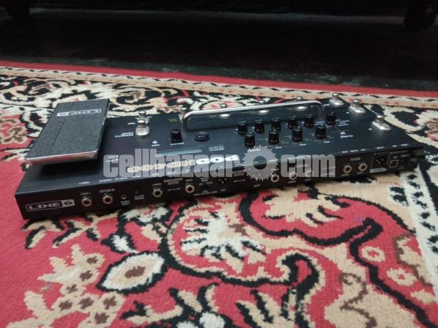 Line 6 POD HD400 Multi-Effects Guitar Effect Pedal - 2/7