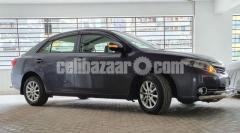 Toyota Allion 2012 (2017 reg) 1st hand - gray color
