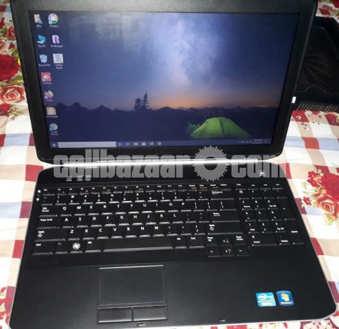 Dell Latitude E5520 (Core I3 2nd Gen, Ram-4 GB, HDD- 320, Display- 15.6, Battery Backup:  2 Hour) - 1/5