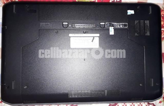 Dell Latitude E5520 (Core I3 2nd Gen, Ram-4 GB, HDD- 320, Display- 15.6, Battery Backup:  2 Hour) - 3/5