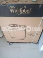 Whirlpool Washing Machine WWT 70X (Twin Tub)