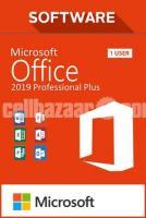 Microsoft Office 2019 Pro Plus Genuine Licence Key