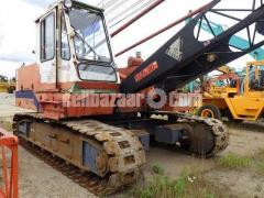 IHI 30 ton crawler crane