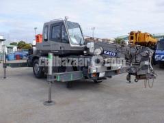Kato 10 ton R/T CRANE