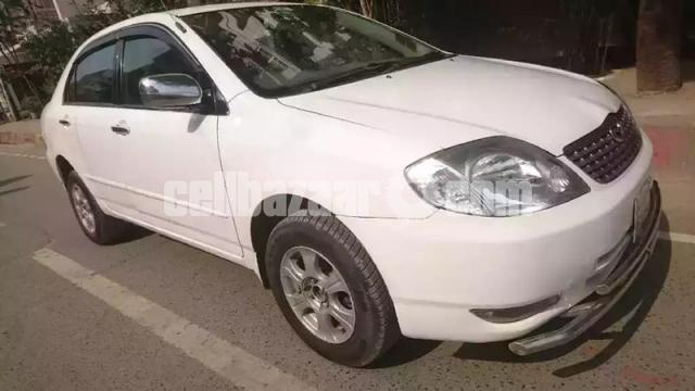 X Corolla 2003 - 1/6