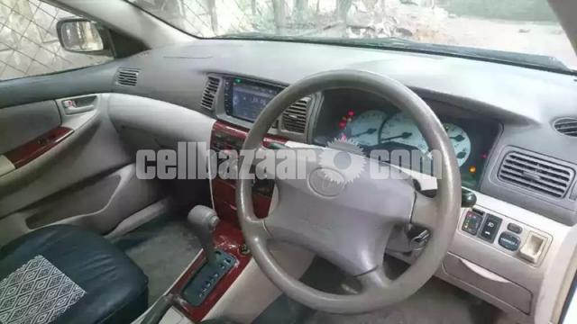 X Corolla 2003 - 2/6