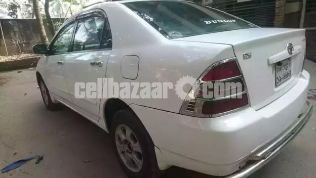 X Corolla 2003 - 4/6