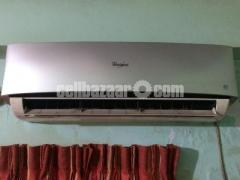 Whirlpool 3D Cool Split Air Conditioner | SAR12k33D0 | 1 Ton - Image 1/4