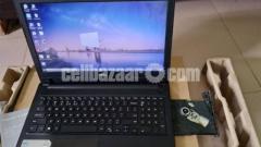 নিচের ১০০% ফ্রেশ Laptop  টি বিক্রি করা হবে