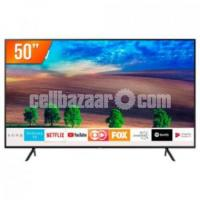 BRAND NEW 65 inch SAMSUNG RU7100 4K TV
