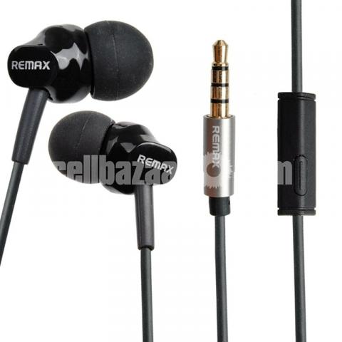 REMAX RM-501 High Performance Wired In Ear Earphone - 3/3
