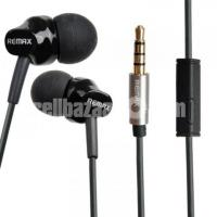REMAX RM-501 High Performance Wired In Ear Earphone - Image 3/3
