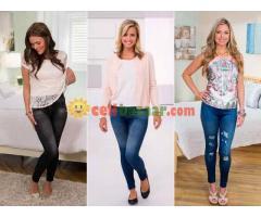 Slim'n Lift Caresse Jeans pants For Ladies