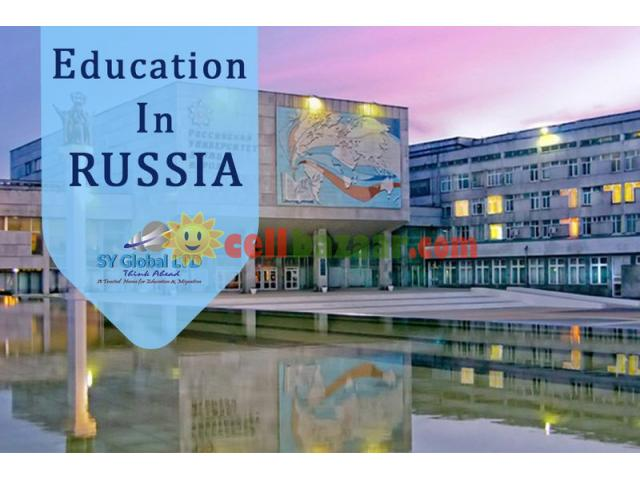 Study in RUSSIA - 1/1