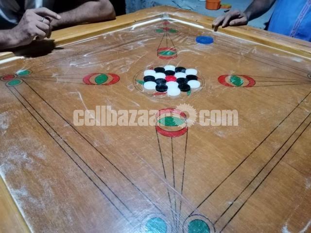 Carrom Board (45 inch) - 1/4