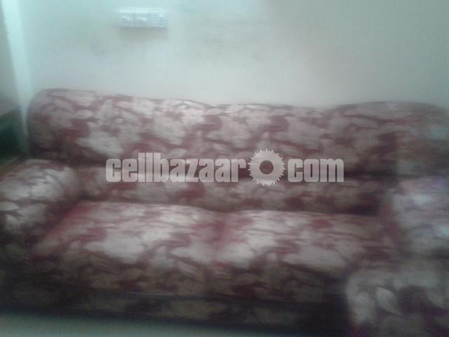 New gorgeous sofa set - 2/8
