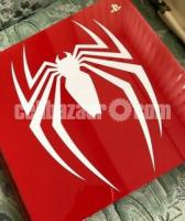 Sony PlayStation 4 Pro 1TB Spider-Man Red