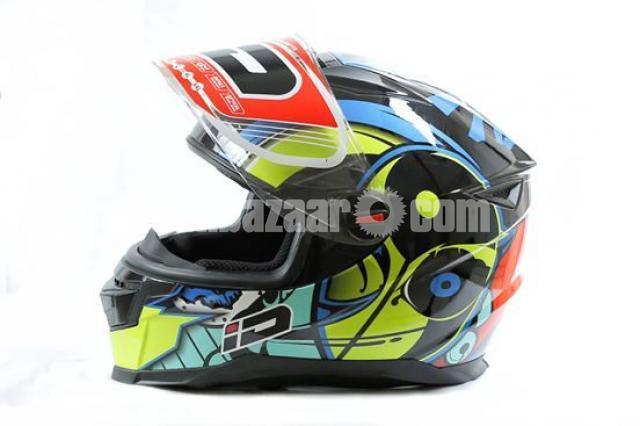 Helmet ⛑ ID Spartan - 6/8