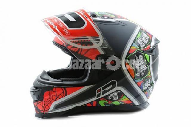 Helmet ⛑ ID Spartan - 7/8