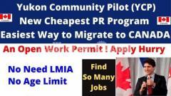 Canada #job # Yukon