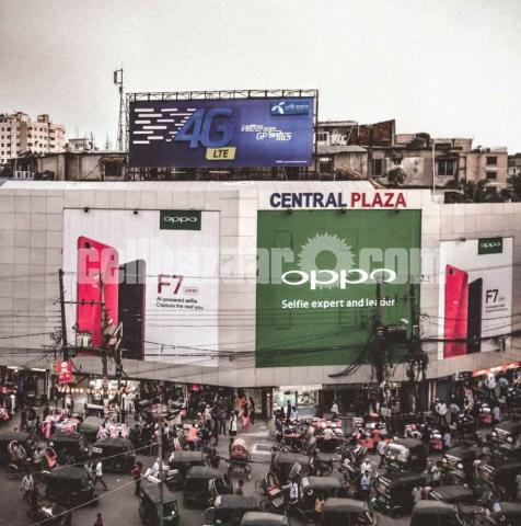 104 Sqft Shop at Central Plaza Chottogram - 1/1