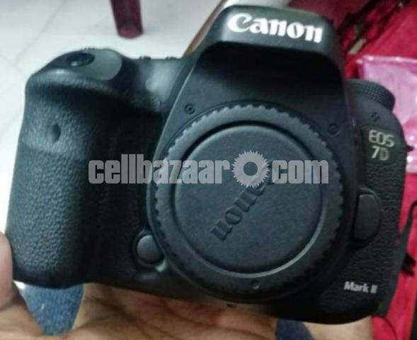 Canon 7D Mark-II - 1/5
