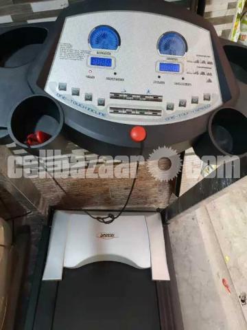ELECTRIC TREADMIL SPORTEK ST 1300 MADE IN TAIWAN - 1/4