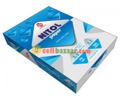 70 GSM A4 Paper (Nitol Paper)-10 ream
