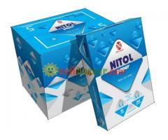 80 GSM A4 Paper (Nitol Paper)-10 ream