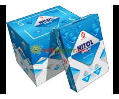 100 GSM A4 Paper (Nitol Paper)-10 ream