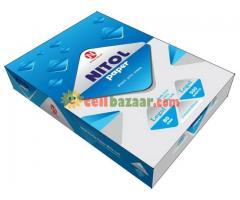 80 GSM Legal Paper (Nitol Paper)-10 ream