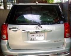 TOYOTA RAUM Car, Model-2004, Reg-2006