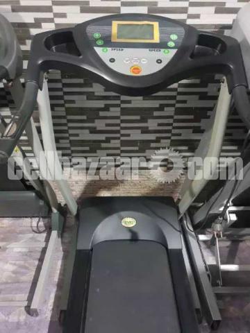Motorized Treadmill Jada JS - 1/3