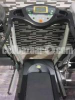 Motorized Treadmill Jada JS