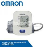 Omron HEM 7120 Upper Arm Automatic Blood Pressure Home B P Monitor