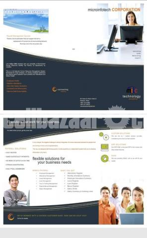 HRMS & Payroll Management Software - 1/1