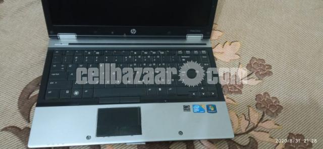 HP laptop, ElitBook 8440p - 4/6