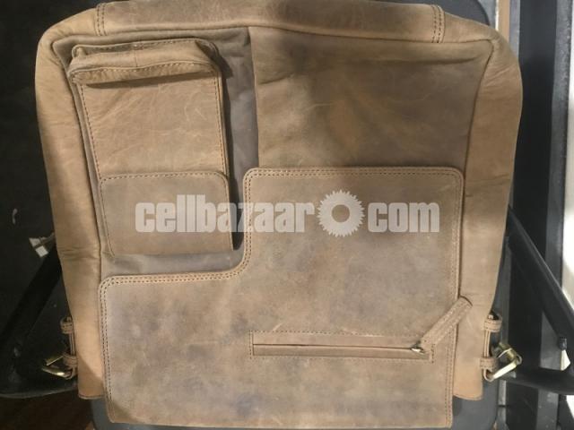 SreeLeather side bag - 1/5